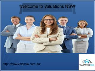 Get Current Fair Market Value Valuations with Valuations NSW