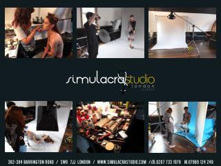 Hire Photo Studio London