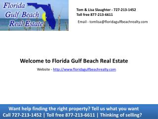 Homes for Sale in Clearwater FL