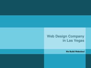 las vegas web design company