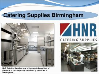 HNR Catering Supplies