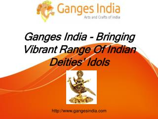 Buy Best Krishna Statue @ GangesIndia