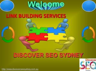 SEO Link Building Services Sydney