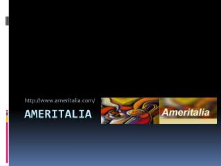 Espresso Machines - Ameritalia