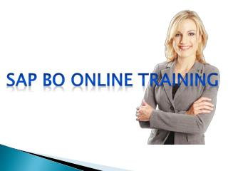 SAP BO Online Training in Hyderabad UK USA Australia UAE Canada Singapore Brezil