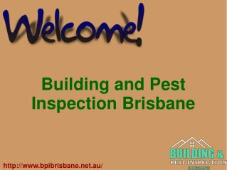 Pre Purchase Building Inspection Brisbane