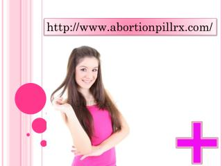Safe Abortion Pills