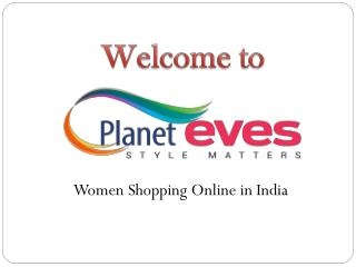 Online shopping for women - Planeteves