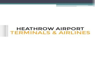 Heathrow airport transfers infographic part 2