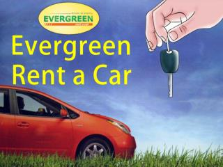 Short Term Rental Singapore - Evergreen Rent A Car