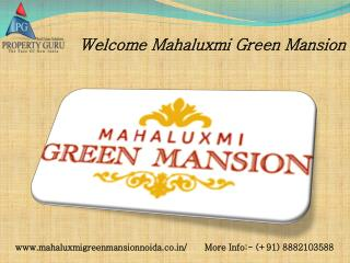 Mahaluxmi Green Mansion