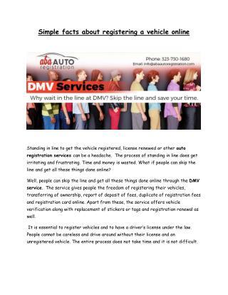 Dmv Service Los Angeles