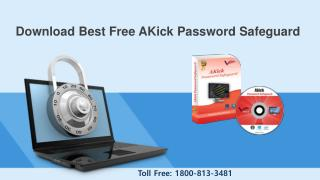 Download Best Free Passoword Manager Software - AKick