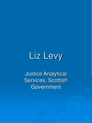 Liz Levy