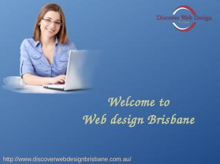 Web design in Brisbane