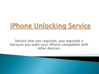 iphone unlocking service mississauga