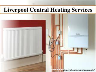 Liverpool Central Heating Services