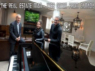The Real Estate Man - Yves Doyon From Canada