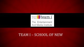 Team i- career in advertising