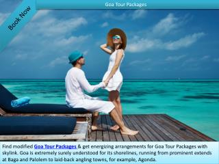 Online Booking Goa Tour Packages