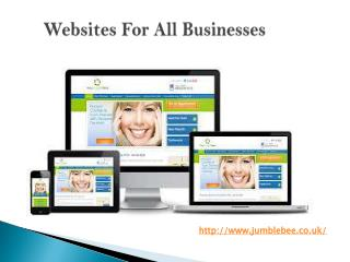 Websites For All Businesses
