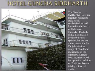 Hotel Guncha Siddharth