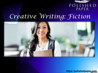 Creative writing fiction