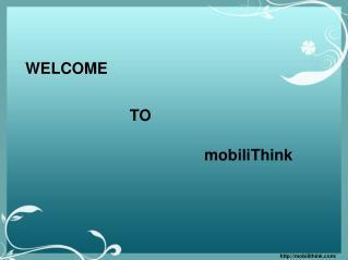 Ottawa Agile Android Custom Application Development