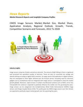 CMOS Image Sensors Market, Market Size, Market Share, Application Analysis, Regional Outlook, Growth, Trends, Competitiv