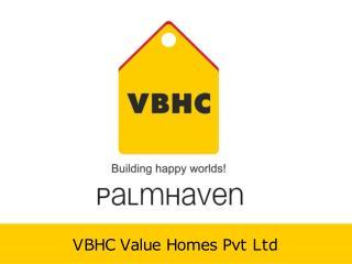 VBHC Palmhaven Bangalore – 2 BHK Apartments by VBHC