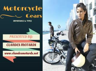 Top 5 Motorcycle Safety Gears & their Use