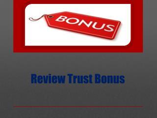 Brad Callen Review Trust
