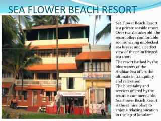 Sea Flower Beach Resort
