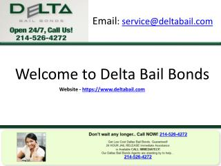 Bail bonds arlington