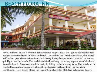 Beach  Flora Inn