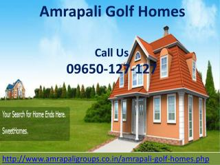 Amrapali Golf Homes at Noida Extension