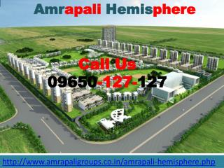 Amrapali Hemisphere Greater Noida By Amrapali Group