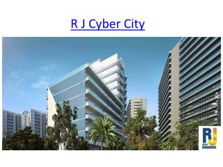 New Project Launch RJ Cyber City In Noida Extension .