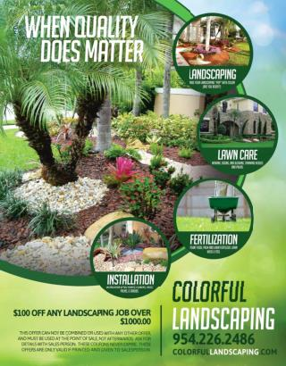 Sunrise fl landscaping