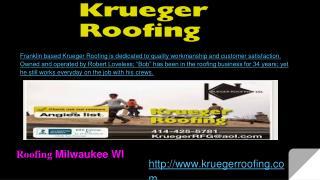 Roofing , Roof Repair, Complete Roof tear offs, Roof Snow Removal, Leak Repairs, Gutters Repairs Milwaukee, New Berlin,