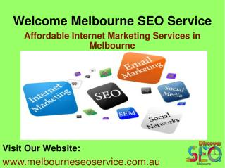 Internet Marketing Company Melbourne | Internet Marketing Services
