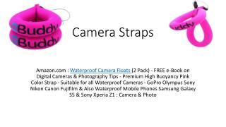 Camera Floating Straps
