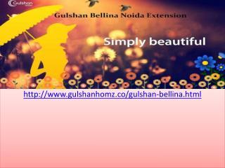 Gulshan Bellina Residential Flats