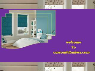 Blinds Mandurah