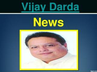 news Vijay darda