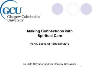 Spiritual Care Matters
