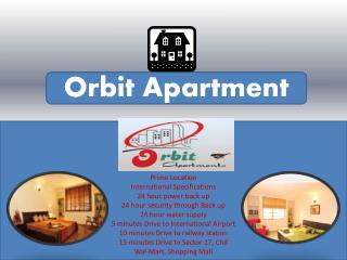 Orbit Apartments and Flats for Sale in Zirakpur