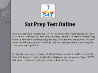 Sat Tutoring in Miami