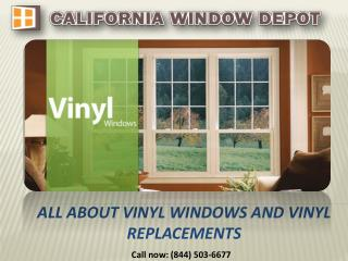 Vinyl Windows Replacement Los Angeles