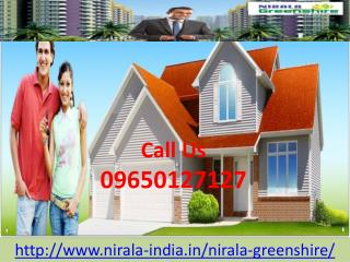 Nirala Greenshire More Option For Residents